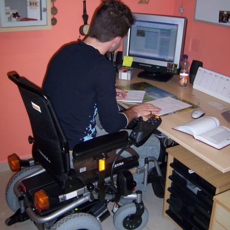 Svaz tělesně postižených - zaměstnávání