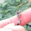 ~MÍR~ Jedinečný náhrdelník s posvátnou geometrií z lapisu lazuli a lávy, unisex varianta