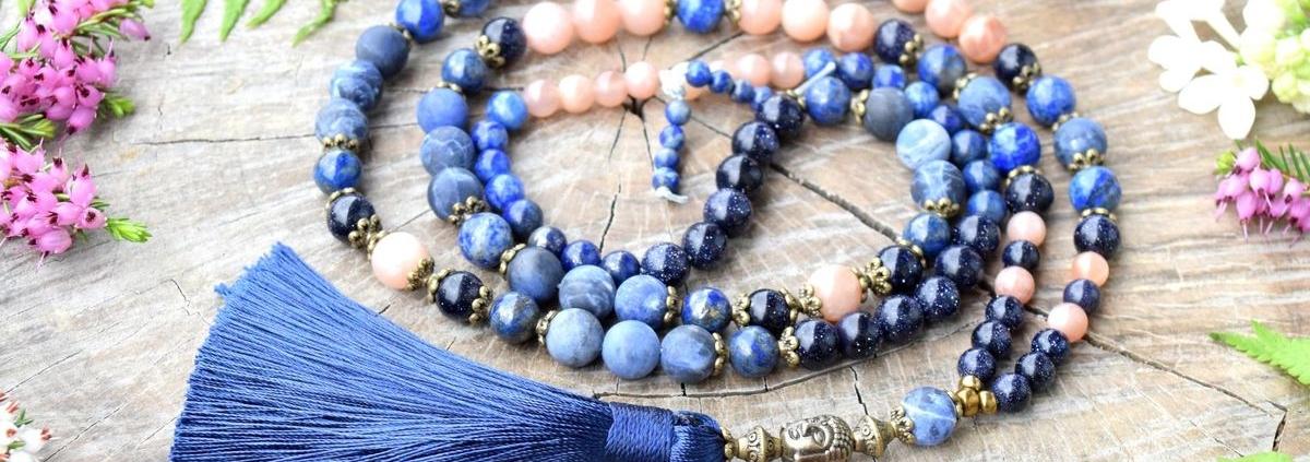 Symboly a tajemství 3: Japa mala, osobní talisman i průvodce na cestě k osvícení